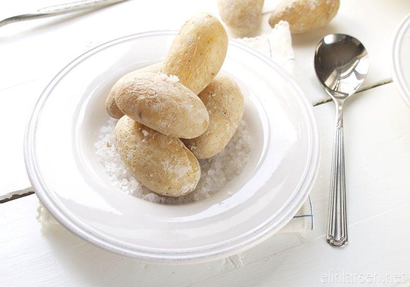 Digge saltkokte poteter