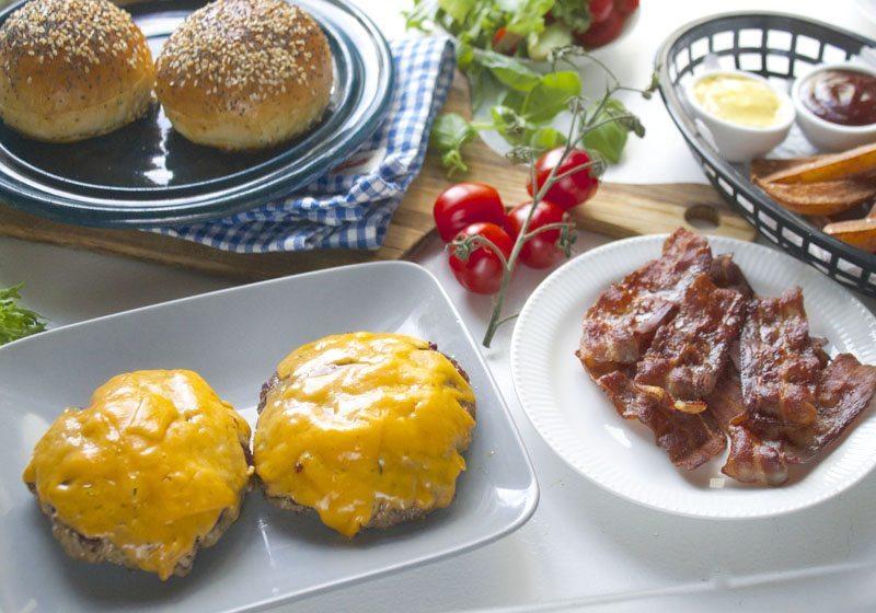 Det beste burgermåltidet
