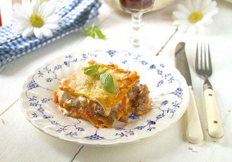 Hjemmelaget lasagne kopi 2