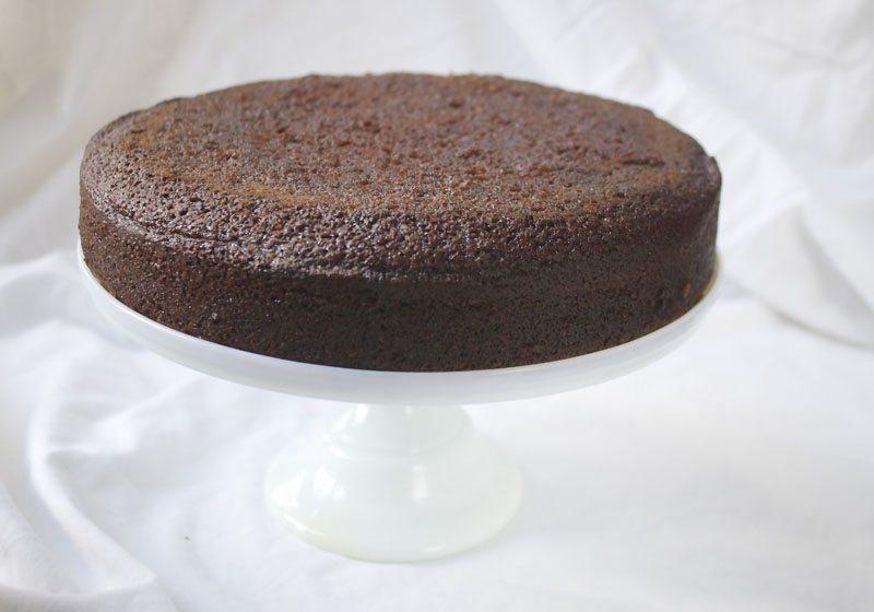 Sjokoladekakebunn