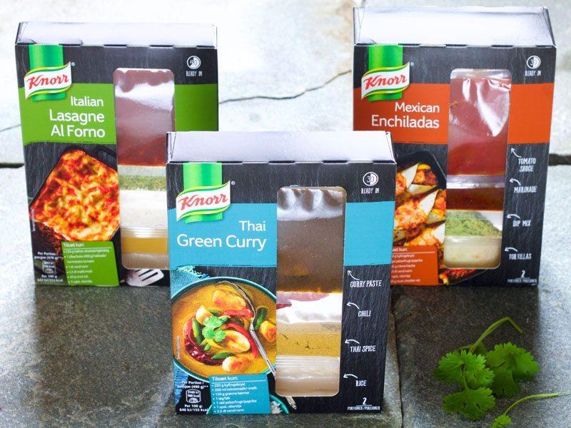 Knorr maaltidskonsept