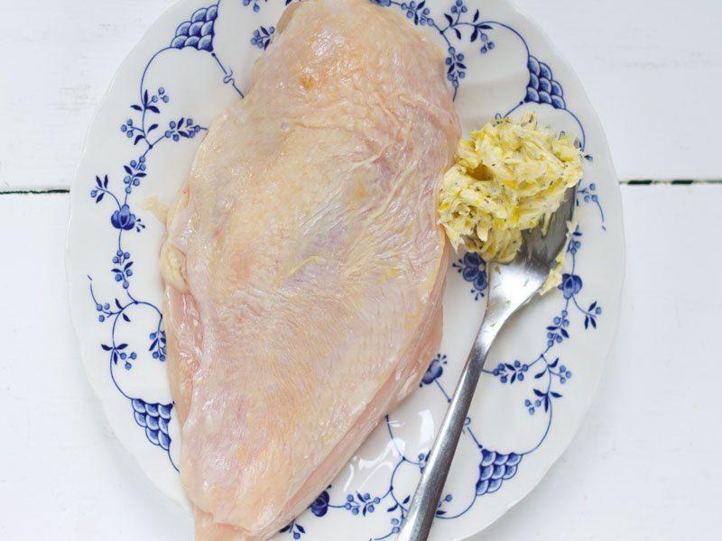 kylling-med-skinn